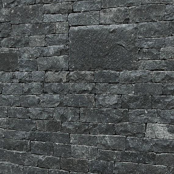Steinverkleidung - Dark Gray