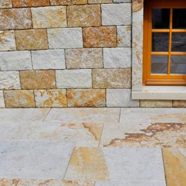 Ausführung - Color Sandstone