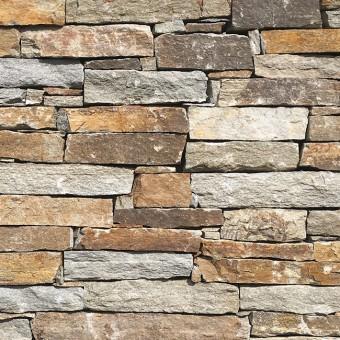 Naturstein fassade - Modern Rustic