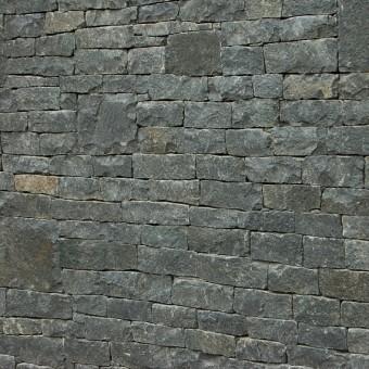 Steinverkleidung - Dark Grey